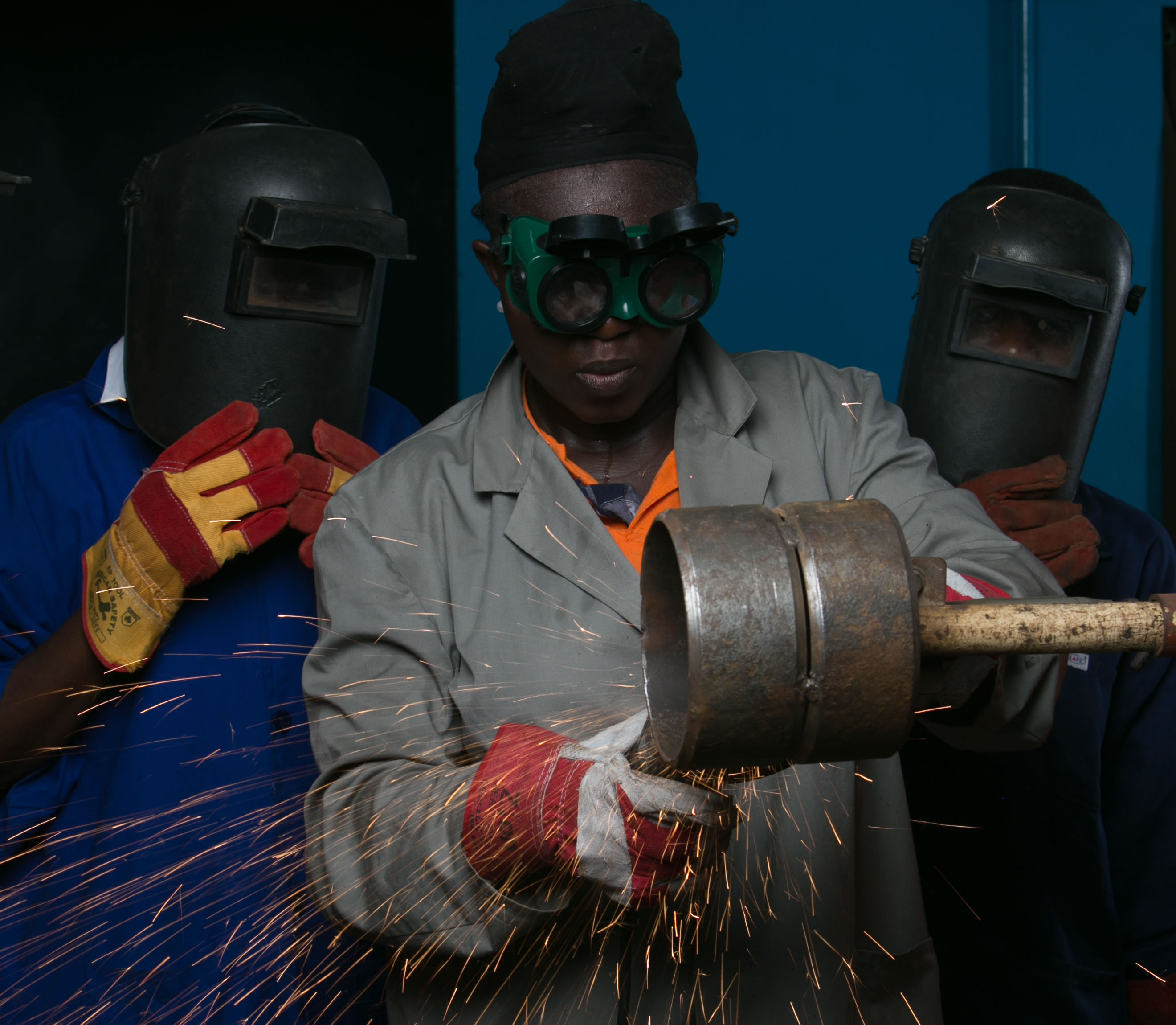 Welding and Construction
